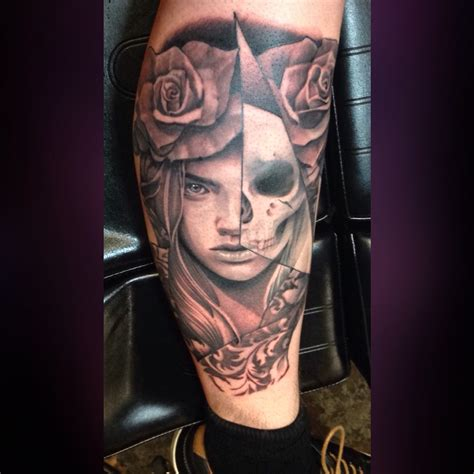 outer limits tattoo long beach memento mori by shay bredimus at outer limits