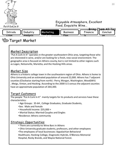 winery business plan template winery business plan template 28 images bar business
