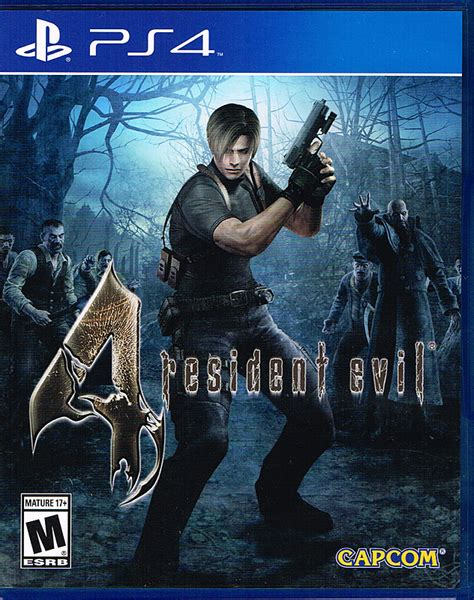 Kaset Ps4 Resident Evil 4 191 Volver 237 As A Jugar Resident Evil 4 Ultimate Hd Remastered Para Ps4 Forocoches
