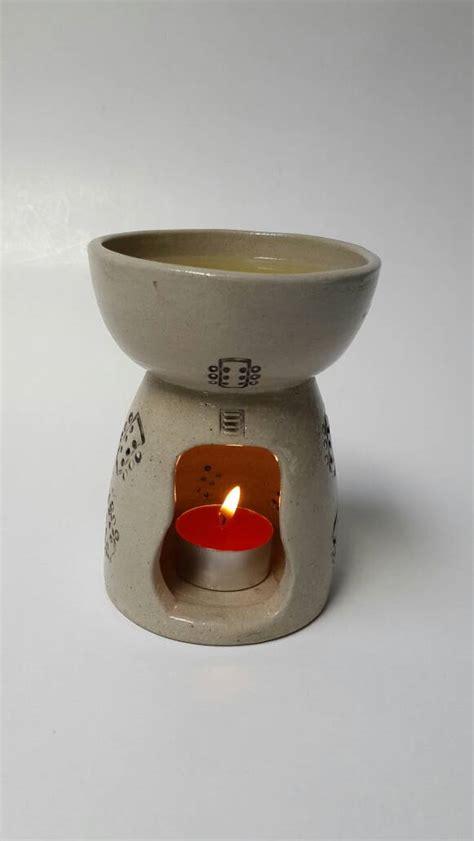 tungku aromaterapi motif unik murah bahan keramik