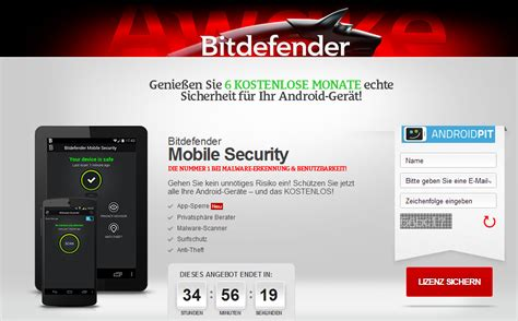 Android Security Giveaway - bitdefender mobile security for android devices autos post