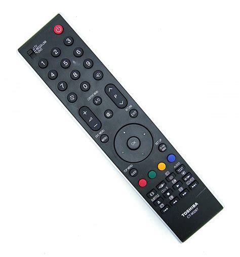 Remote Tv Toshiba Original original toshiba remote ct 90287 tv dvd remote