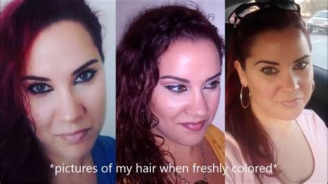 age beautiful hair color reviews age beautiful medium 5rr hair color review