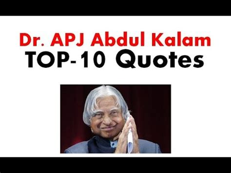 abdul kalam biography in english free download top 10 quotes by apj abdul kalam sir youtube