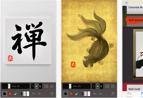Sketches Zen App by Best Drawing Apps For