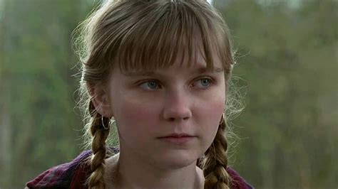 Kirsten Dunst Has Small by Jumanji Mad