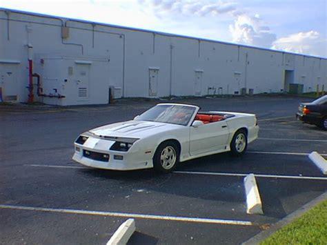 91 camaro z28 parts 1991 chevrolet camaro z28 convertible pictures mods