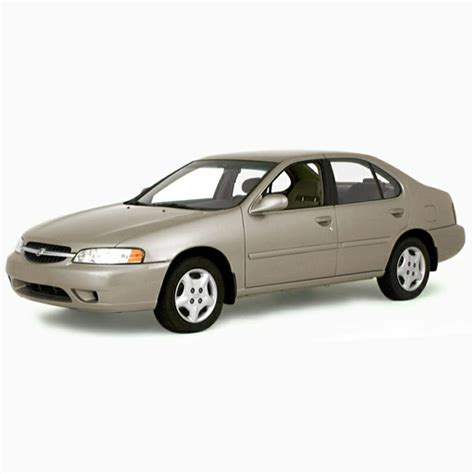 service manual car repair manual download 2001 nissan altima transmission control service