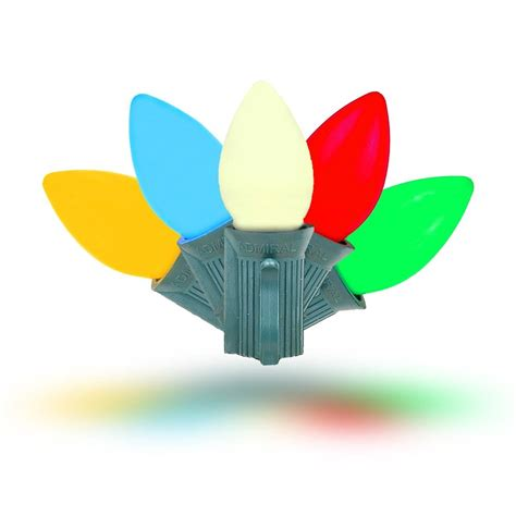 c7 multicolor christmas lights multi colored led c7 ceramic christmas bulbs novelty lights