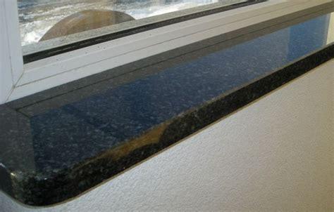 fensterbank innen granit oder marmor fensterb 228 nke aus naturstein granit marmor bielefeld