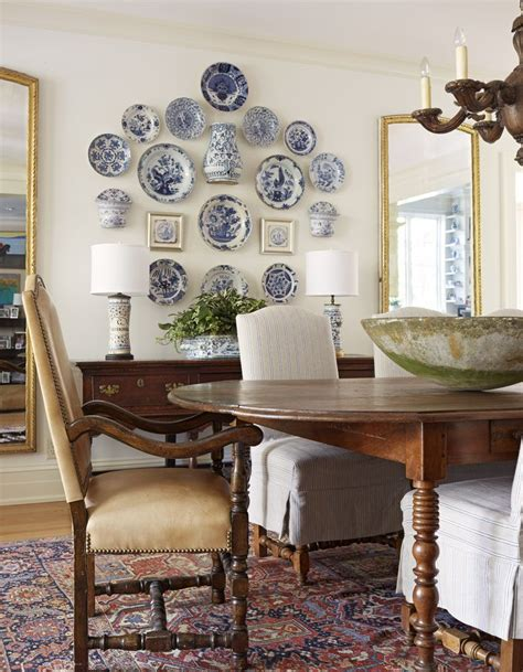 Dining Room Plates by Best 25 Plates On Wall Ideas On Plate Wall
