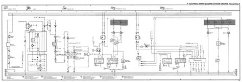 toyota land cruiser turn signal wiring diagram wiring