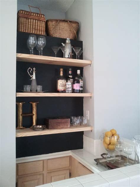 bar shelves home goods