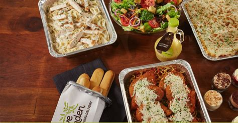 Olive Garden Home Delivery by Olive Garden Home Delivery