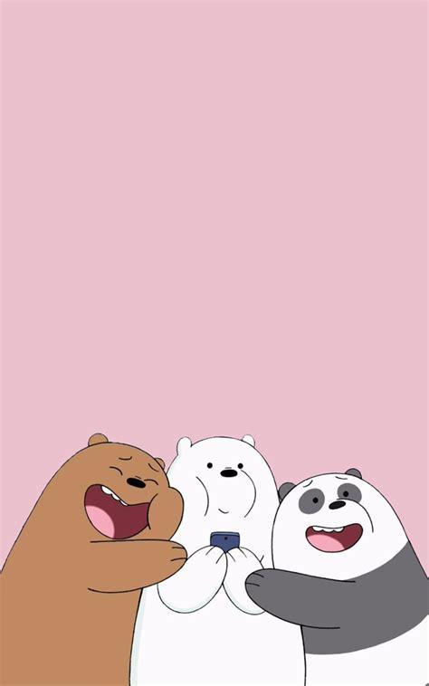 Panda Panpan We Bare Bears Iphone Hp panda panpan polar grizzly