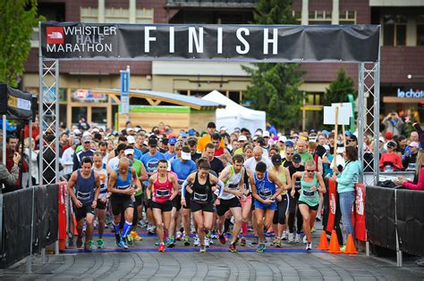 s day marathon the whistler half registration opens new year s