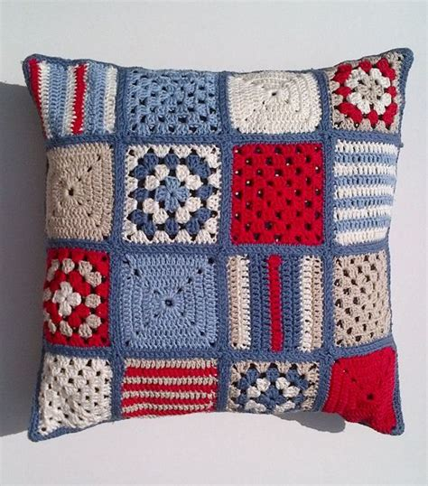 boat themed cushions 25 best ideas about nautical crochet on pinterest