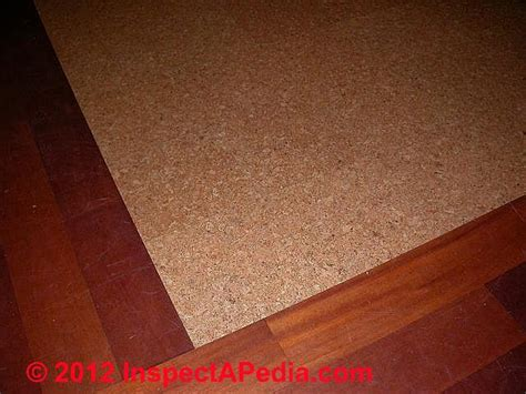 Cork Flooring, resilient floor coverings using cork tiles