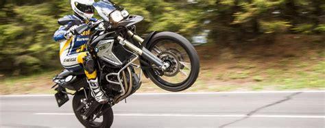 Bmw Motorrad Navigator 4 Test by Motorrad Quartett Bmw F 800 Gs Test Testbericht