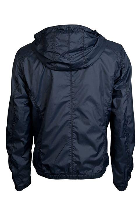 hugo orange light bomber jacket in navy blue ocharger