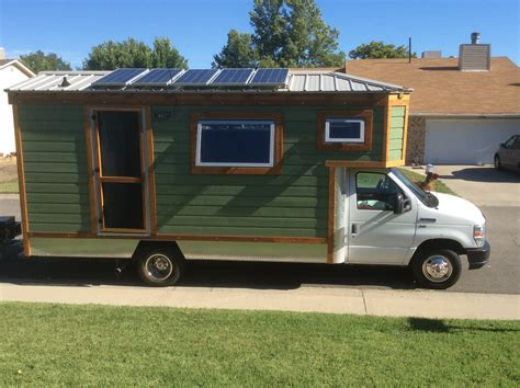 rv house tiny house rv