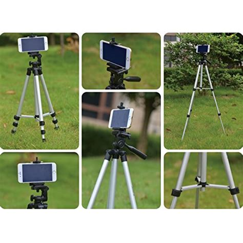 Tripod Di Malaysia digiant 50 inch aluminum tripod universal tripod smartphone mount for apple iphone