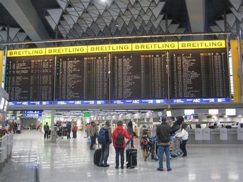 aeropuerto de malaga salidas internacionales aeropuerto de frankfurt fra aeropuertos net