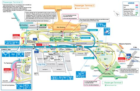 narita airport floor plan access narita international airport official website