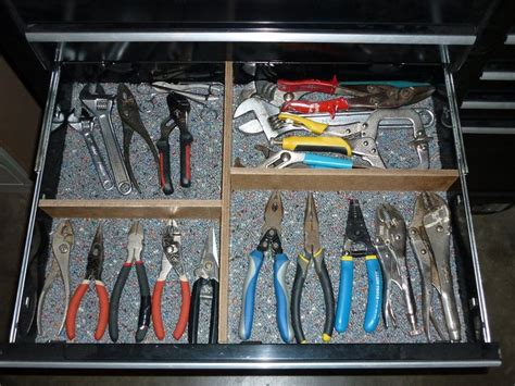 pics for gt organization ideas how to organize your tool chest autos post