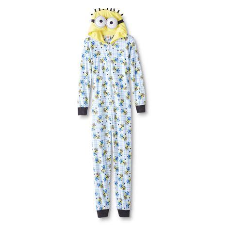 Pajamas Minion Pp universal studios despicable me s one pajamas