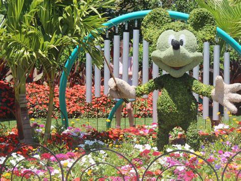 Flower Garden Festival Epcot International Flower And Garden Festival Walt Disney World Simply Sinova