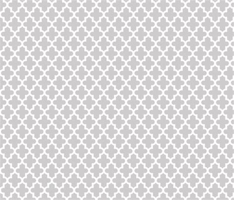 grey moroccan pattern light gray moroccan fabric sweetzoeshop spoonflower