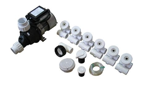 Jetted Bathtub Parts by Spa Parts Help Diy Jetted Bath Tub Kit