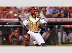 Baseball Hame of Fame: Yadier Molina might lack numbers to ... 2015 Mlb Catcher Stats