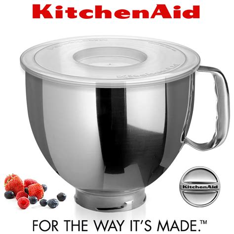 Kitchen Aid Cover by Kitchenaid Plastic Cover For Bowl Kbc5n Cookfunky