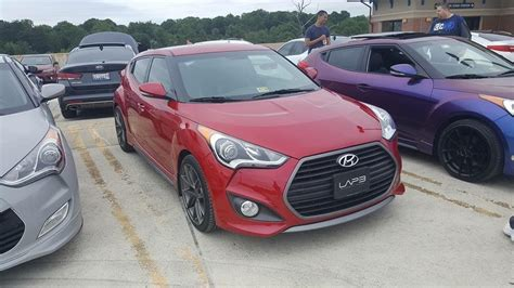 hyundai veloster tuned lap3 s new veloster canned tune