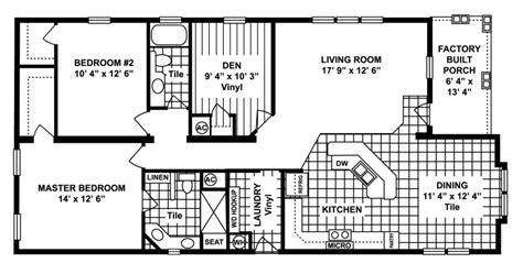 jacobsen homes floor plans the regatta 1391sq ft manufactured home