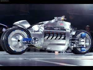 dodge tomahawk world s fastest motorcycle
