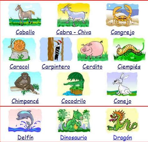 imagenes de animales por la letra w animales por letra a imagui