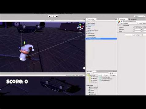 unity tutorial top down shooter download video survival shooter tutorial 9 of 10