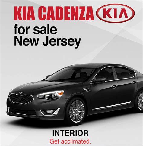 Kia Jersey Kia Cadenza For Sale New Jersey Gateway Kia Denville Nj