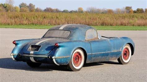 Corvette Barn not for sale 1955 corvette barn find story