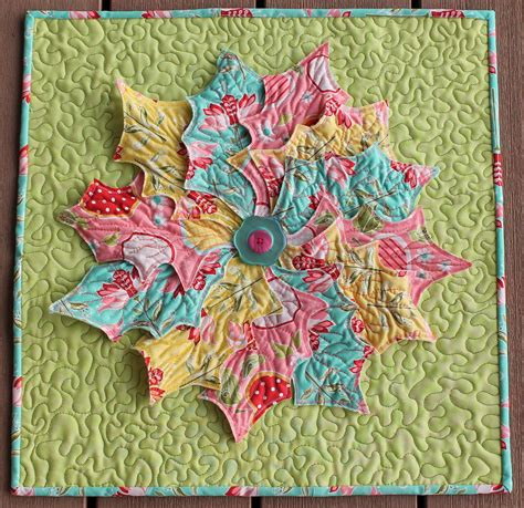 quilting art tutorial jackie s art quilts new 3d art quilt with tutorial