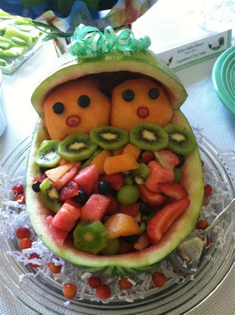 Baby Shower Watermelon by Discover And Save Creative Ideas