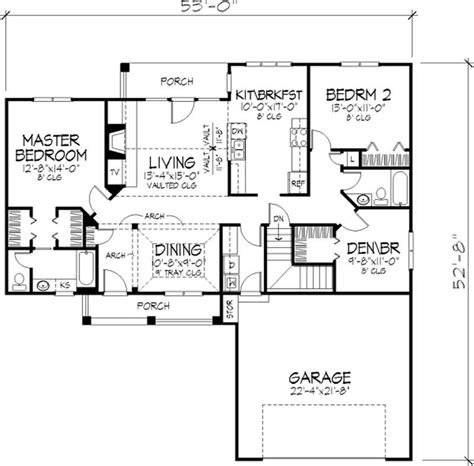 house plans with attached guest house 28 images