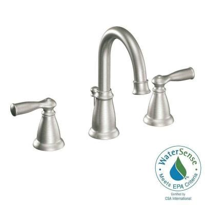 how to open kitchen faucet moen banbury 8 in widespread 2 handle high arc bathroom