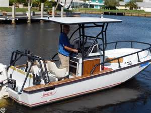 boston whaler center console 1984 used boston whaler 20 outrage center console fishing