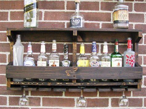 diy liquor cabinet with mini fridge wall bar ideas mounted cabinets for home wall bar diy