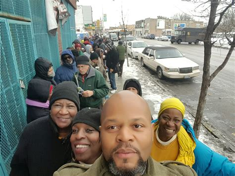 Turkey Giveaway 2017 Chicago - chicago chef philanthropist doubles thanksgiving giveaway fundraiser gary chicago