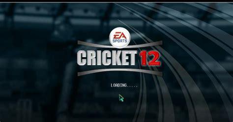 ea racing games free download full version ea cricket 2012 free download pc game full version